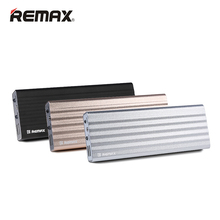 Buy REMAX Portable Power Bank 20000MAH LED Powerbank External Mobile Phones Battery Charger bateria externa iPhone 7 P 6s xiaomi for $32.85 in AliExpress store