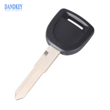 Dandkey Blank key Transponder Key Shell Have Carbon For Mazda Transponder Key(China)