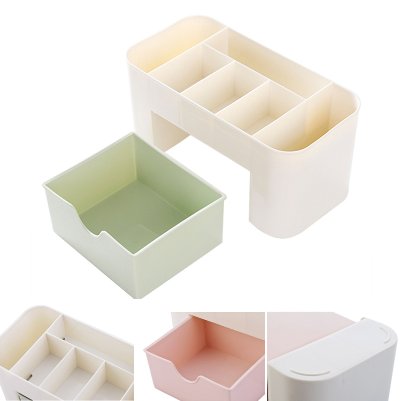 Hoomall-Plastic-Cosmetic-Organizer-Jewelry-Box-Office-Storage-Drawer-Desk-Makeup-Case-Brush-Box-Lipstick-Casket