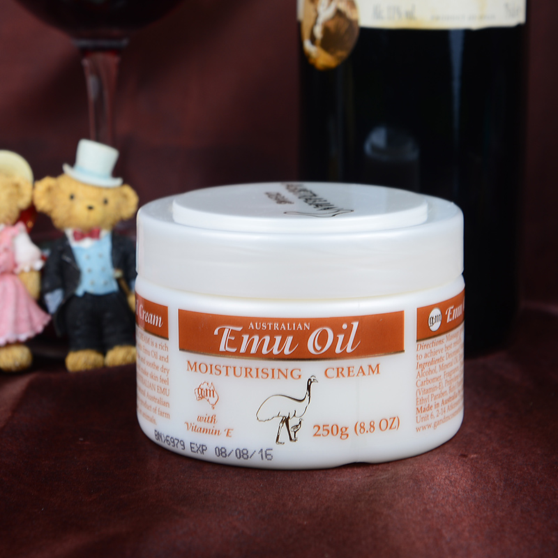 Australian Lanolin Cream Emu Oil Ostrich Oil Emulsion Freckle Acne Treatment Whitening Moisturizing Sun Burn Repair<br>