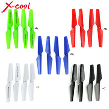Syma X5C X5 X5SW Main Blades Propellers Protective ring  Spare Parts for Syma X5 X5C RC Drone quadcopter