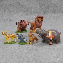 movie lion king simba the lion guard kion figure toys animal figures model toy(China)