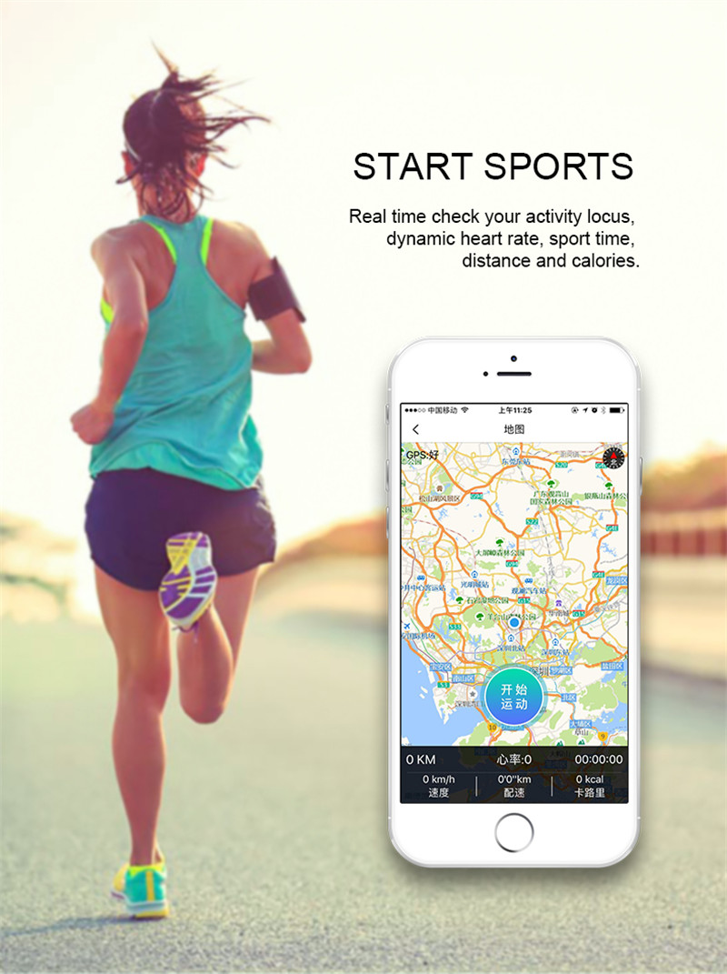 Activity Tracker with Blood Pressure Watch 10