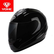 2017 Fashion YOHE motocross motorcycle  helmet Yohe YH-993 ABS full face helmetS motorcycle yh993Bright black