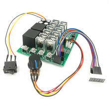 PWM DC 12V 24V 36V 48V 60A 3000W Motor Speed Controller With Reverse Switch ( PWM HHO RC Controller)