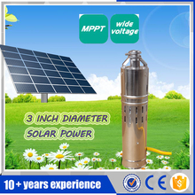 Factory direct stainless steel 10m lift 24v dc solar water pump, submersible water pump for irrigation,water pool pump