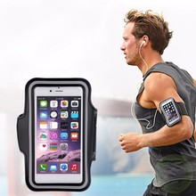 Buy Running Arm Bag Phone Holder Gym Fitness Outdoor Jogging Sports Armband Pouch Bag Phone Case 5.5'' Phone l1231 for $2.21 in AliExpress store