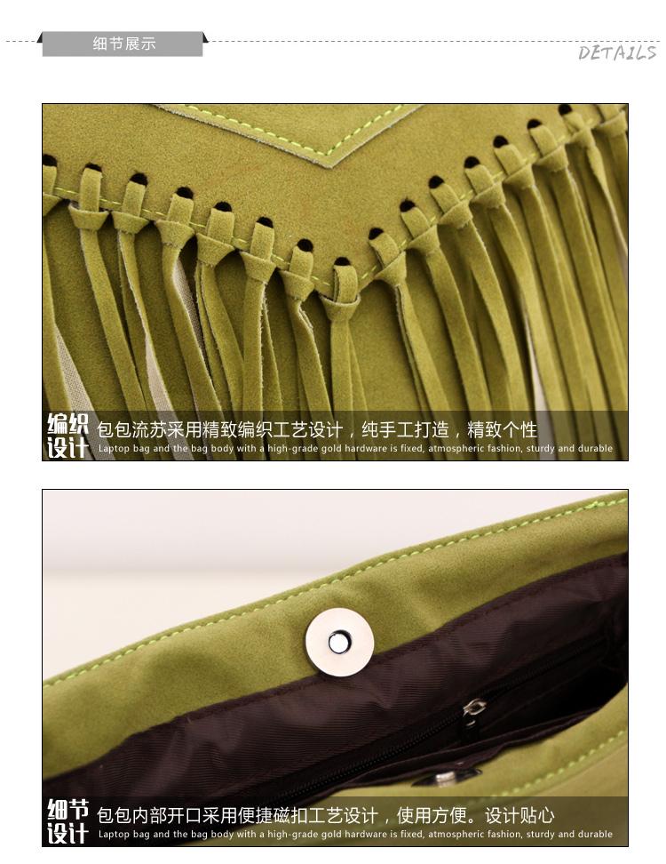 women bag fringe tassel bags (16)