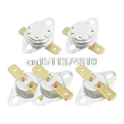 5Pcs NC Ceramic Temperature Switch Thermostat 250 Degree Celsius KSD301<br><br>Aliexpress