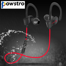 Wireless Stereo Bluetooth Sports Earphone with Mic Control Headphone Earbuds Running Headset for iPhone 7 Plus Samsung Xiaomi