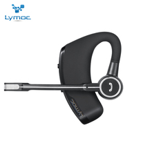 Lymoc V8S Business Bluetooth Headset Wireless Earphone Car Bluetooth V4.1 Phone Handsfree MIC Music for iPhone Xiaomi Samsung(China)