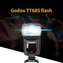 Buy Godox TT685C/S TT685N 2.4G Wireless HSS 1/8000s GN60 TTL Wireless Flash Light Speedlite X1T trigger Nikon canon sony Camera for $119.00 in AliExpress store
