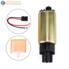 120L/H High Performance Auto Car Electric Fuel Pump & Strainer Install Tool Kit for TOYOTA Ford Nissan Honda