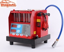 Diagauto New Arrival 110V/220V MST-30 four 4 Cylinder Auto Ultrasonic cleaning Machine Fuel Injector tester and Cleaner