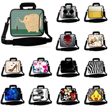 "10"" Notebook Computer Shoulder Bags Cases For ASUS Transformer Book T100/T100TA 9.7"" 10.1"" Tablet Netbook PC Protector Briefcase(China)"