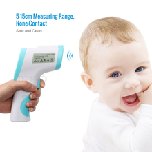Accurate Digital Multi-Function Infrared Forehead Body Thermometer Gun Non-contact Termometro For Adult Kids Diagnostic-tool(China)
