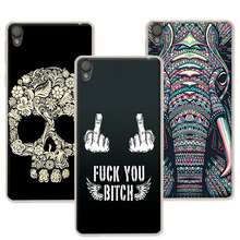 Buy Case Cover Sony Xperia L1 G3311 G3313 G3312 5.5 inch 12 Styles Dark Man's Soft TPU Coque Sony L1 Phone Cases +Free Gift for $1.48 in AliExpress store