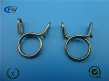 Manufacture Custom metal clamps for hose industrial