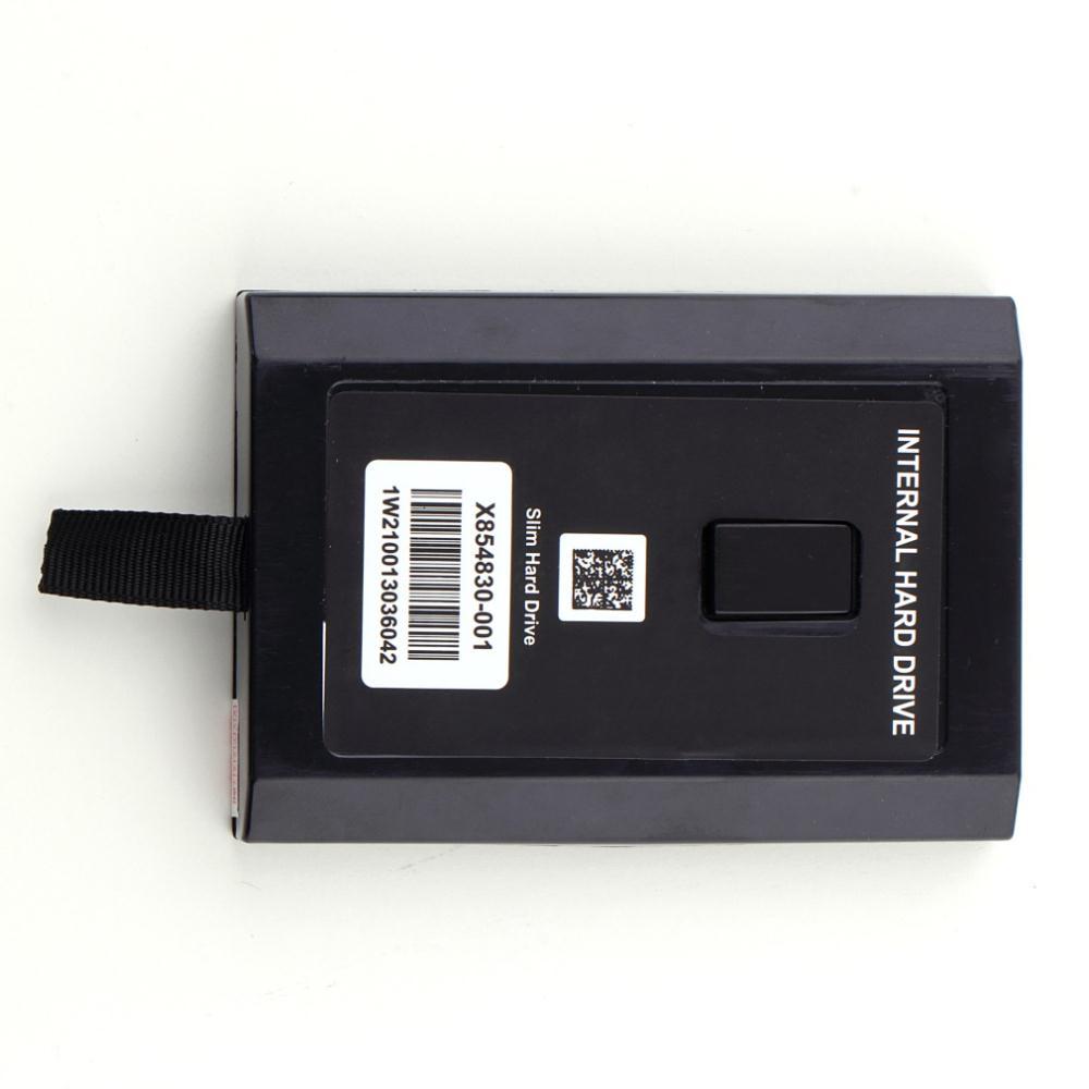 1pcs 120GB Hard Drive Disk for XBOX for 360 120G Slim Internal Hard Drive Black Free / Drop Shipping Drop Shipping