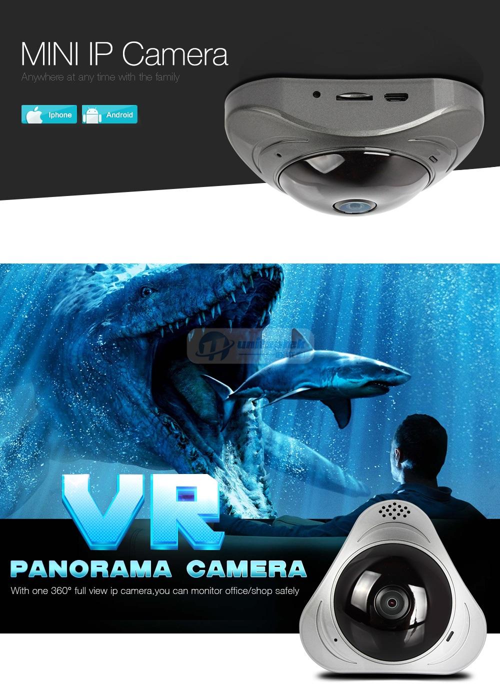 2-WIFI IP Camera