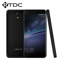 "Original LEAGOO M5 EDGE 4G LTE Mobile Phone 5.0""HD 1280*720 MTK6737 Quad Core Android 6.0 2GB RAM 16GB ROM 8MP+13MP Fingerprint(China)"