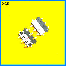 5pcs XGE New 3Pin Inner Battery Connector Holder Clip Contact replacement for mobile phones common use high quality(China)