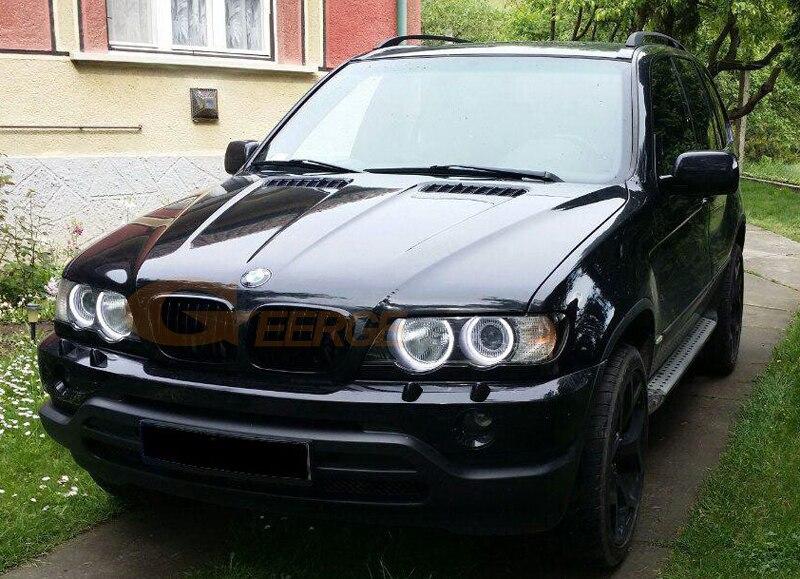 BMW angel eyes E53 X5(99-04)(23)