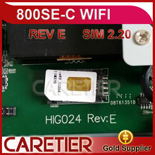 DM800se V2 Cable Receiver DM800HD se V2 with SIM2.20 300Mbps Wifi Motherboard REV E , dm800se-c wifi V2