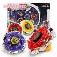 Free Shipping 4pcs/set Beyblade Arena Spinning Top Metal Fight Beyblad Beyblade Metal Fusion Children Gifts Classic Toys(China)