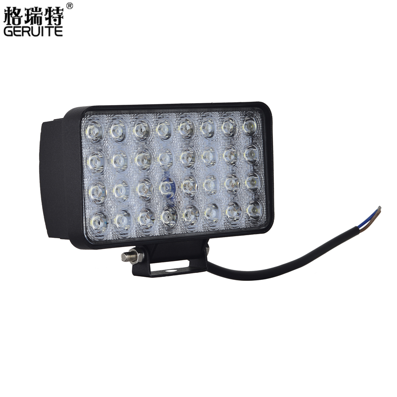 6PCS  Car headlight  led 96W Work Light Offroad LED Driving Spot Lights Truck Tractor Boat truck driving Fog light<br><br>Aliexpress