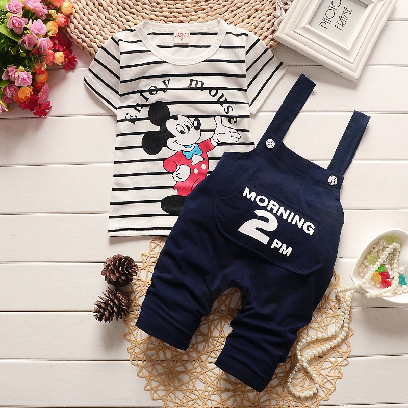 New Arrival Summer Spring Baby Boys Clothing Sets Cartoon Tops + Pants Suit for Infant Girls Korea Fashion Style Tracksuits<br><br>Aliexpress