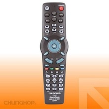 1pcs Promotion! CHUNGHOP Learning Remote Control Controller For TV CBL DVD AUX SAT AUD e661(China)