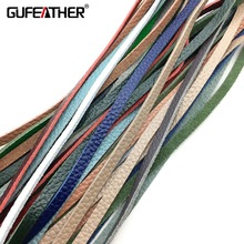 GUFEATHER/jewelry accessories/accessories parts/diy/jewelry findings & components/jewelry findings/Genuine Leather