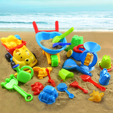 Child Large Hourglass Shovel Bucket Ssand Tools Baby Set Large Beach Toy
