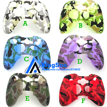 Decals Silicone Camo Camouflage Soft Protection Cover Case Skin for Xbox 360 Controller(China)
