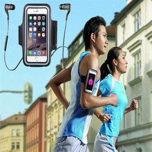 Jog Sport Arm Band Case For Samsung Galaxy J7 Washable Sports Running Gym Arm-Band  PU Leather Phone Case Cover for Samsung J7