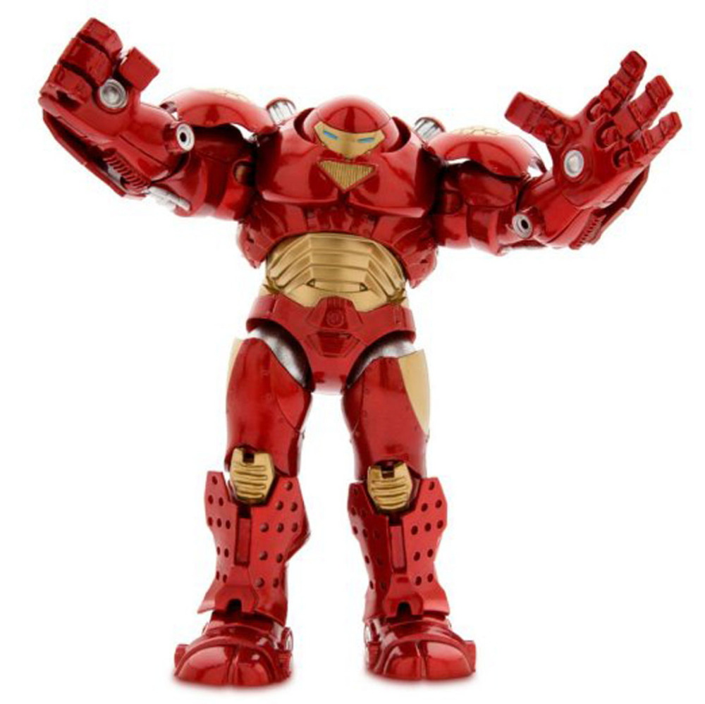 Ironman Marvel Select Action Figure Iron Man Hulkbuster 8.5 PVC Collectible Model DC008036<br><br>Aliexpress