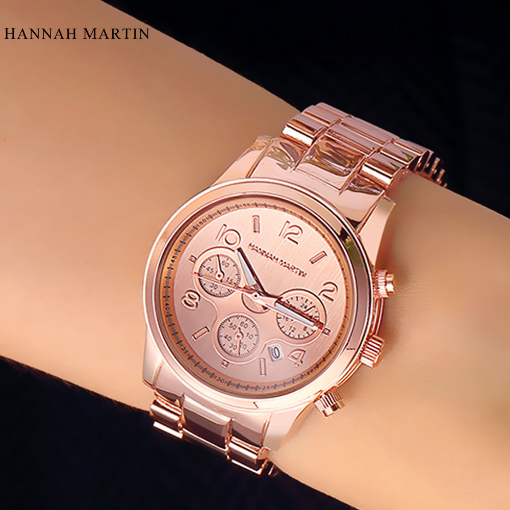 2017 New Arrivial Montre Femme Gold Watches Brand Famous Japan Quartz Women Casual Ladies Fashion Reloj Mujer Free Drop Shipping<br><br>Aliexpress