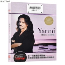 BINYEAE-new CD seal: Yanni light music piano song selected soul dream album car music 2CD disc [free shipping](China)