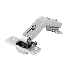 135 Degree Corner Folded Silver Cabinet Door Hinges Kitchen Bathroom Cupboard
