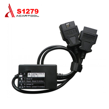 Top Quality S 1279 Diagnostic Interface For Lexia3 PP2000 S.1279 S1279 Cable For Lexia 3 Diagnostic Tool Free Shipping