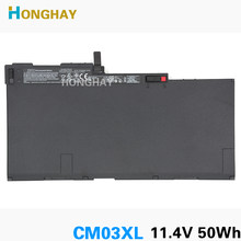 HONGHAY оригинальный ноутбук Батарея для HP ZBook 14 E7U24AA EliteBook 840 850 G1 CM03XL CM03050XL HSTNN-IB4R HSTNN-DB4Q 716724-171(China)
