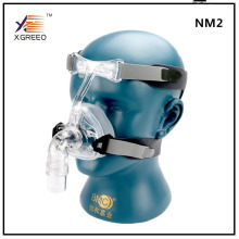 XGREEO CPAP Machine And Oxygenerator Nasal Mask NM2 With Headgear And Head pad S/M/L Different Size Suitable(China)