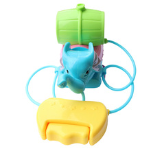 2017 Baby Bath Toys for Children Kids Swimming Pool Bathroom Beach Elephant Water Blaster Spraying Gun Cannon Sand Water Fight