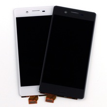 Original Full LCD Display Touch Screen Digitizer Assembly For Sony Xperia X Performance F8132 XP With