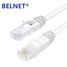 BELNET Super RJ45 CAT6 Ethernet Cable UTP Network Cable Patch cord LAN computer Cable 1M/2M/3M/5M/10M/15M/20M For Laptop routers