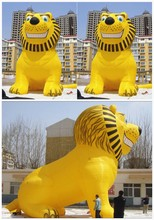 5m giant inflatable lion cartoon  for party & event decoration