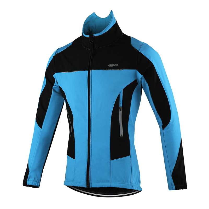 Ropa Ciclismo 2017 Thermal Cycling Jacket Winter Warm Up Bicycle Clothing Windproof Waterproof Sports Coat MTB Bike Jersey<br><br>Aliexpress