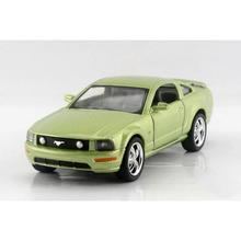 Children Kids Kinsmart 2006 Ford Mustang GT Model Car 1:36 KT5091 5inch Diecast Metal Alloy Cars Toy Pull Back Gift(China)