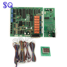 Toy/ Gift / Crane Machine Motherboard Arcade Mainboard Slot Game PCB with Wire harness(China)